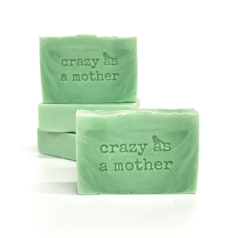 Crazy As A Mother handcrafted soap