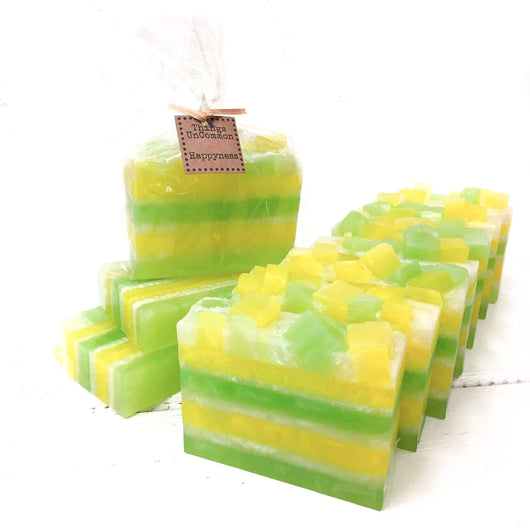 Happyness - Vegan Glycerin Soap