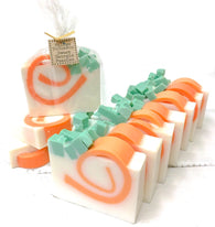 Sweet Georgia Peaches - Goat Milk Glycerin Soap
