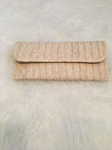 "Clutch de palma Margarita ""Perfect"""