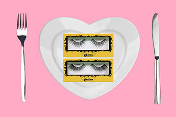 Eldora Perfect Pairs False Lashes For Valentine's Day