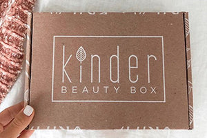 Eldora x February Vegan Kinder Beauty Box Blog