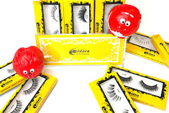 Eldora Red Nose Day Lash Bundle Set