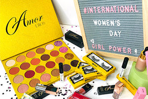 Eldora x Amor International Women's Day Giveaway