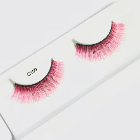 Pink Pantone Hues Vegan-friendly Lashes