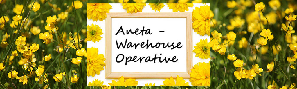Eldora Staff Profile: Aneta - Warehouse Operative blog