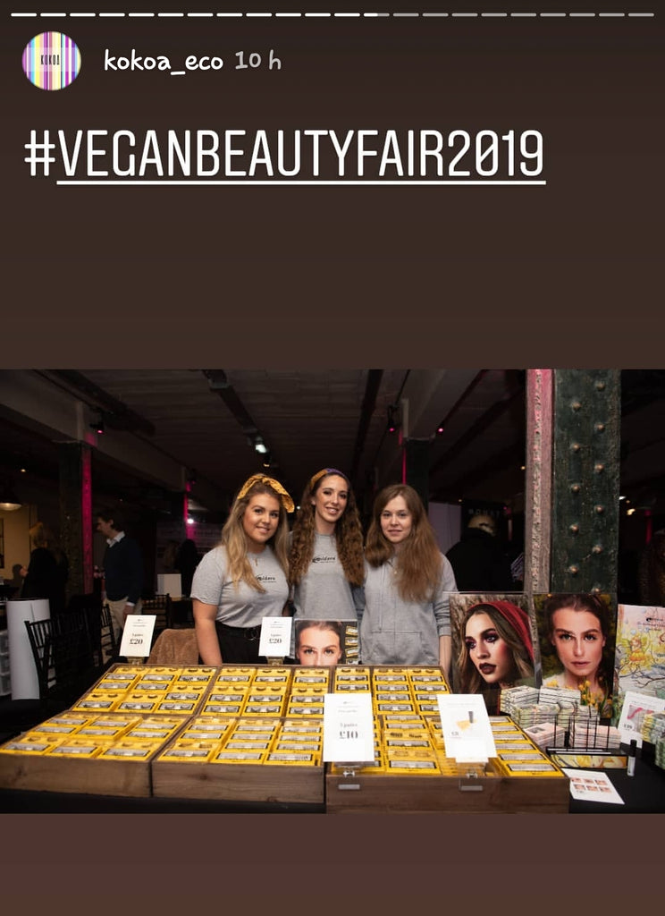 Eldora At The Cruelty Free Beauty Show Manchester Review