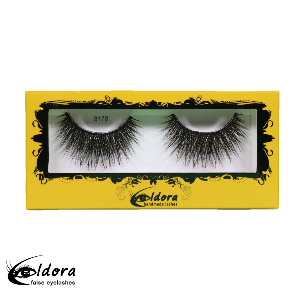 B178 Multi-Layered False Lashes
