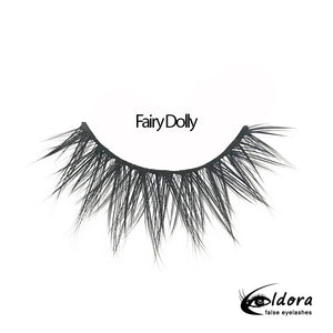 Fairy Dolly Limited Edition Faux Mink False Lashes