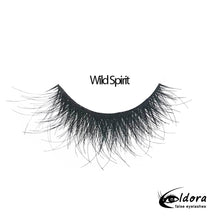 Wild Spirit Faux Mink Vegan Eyelashes