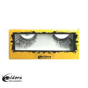 S509 Coloured False Lashes