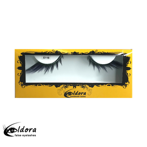 E118 Multi-Layered False Lashes