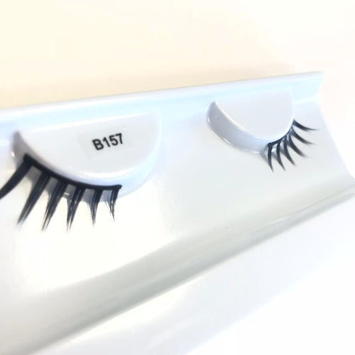 Small faux lashes
