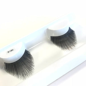 Thick long faux lashes