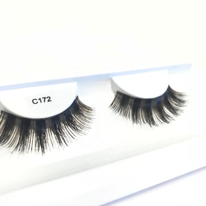 Glam false eyelashes