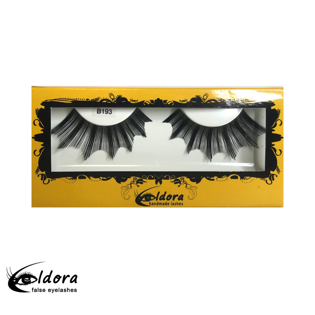 B193 Multi-Layered False Lashes