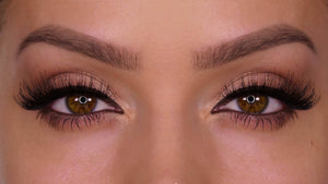 M106 Multi-Layered False Lashes