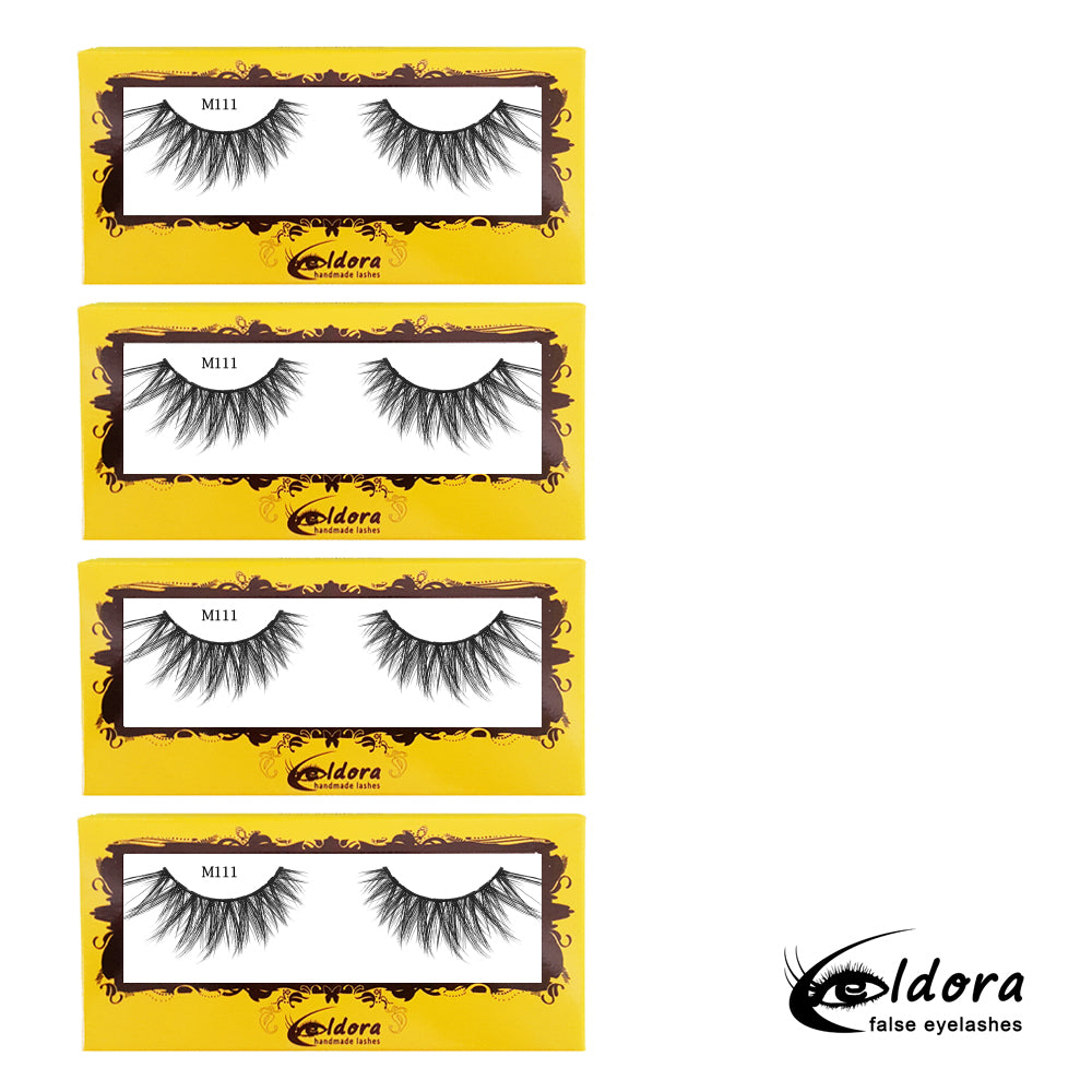 M111 Multi-Layered False Lashes Multipack