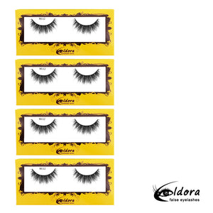 M112 Multi-Layered False Lashes Multipack