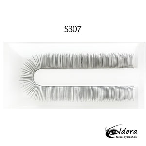 S307 Individual Lashes Strip