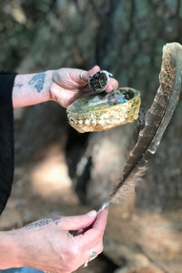 Smudging, How and Why?