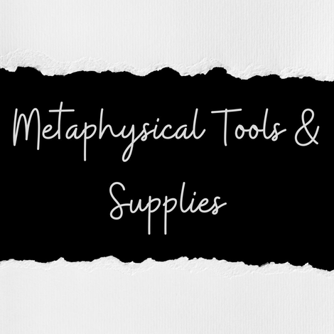 Metaphysical Tools & Supplies