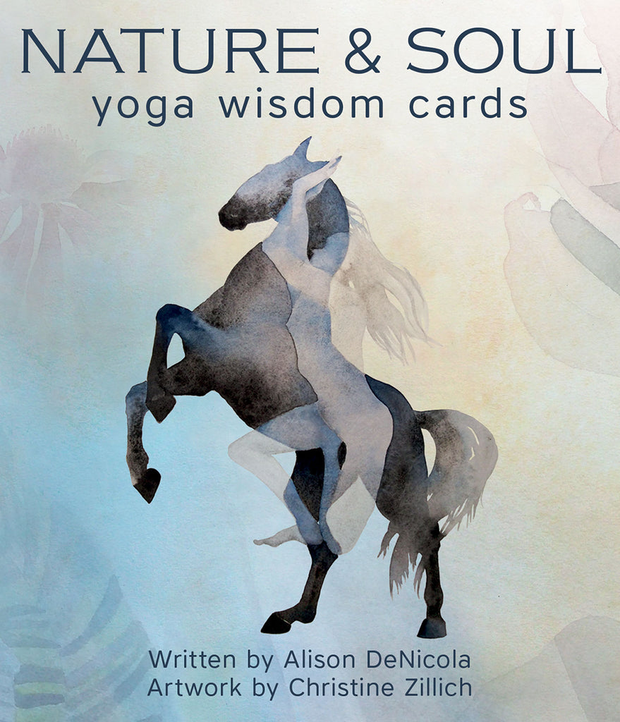 Nature & Soul Yoga and Wisdom Cards