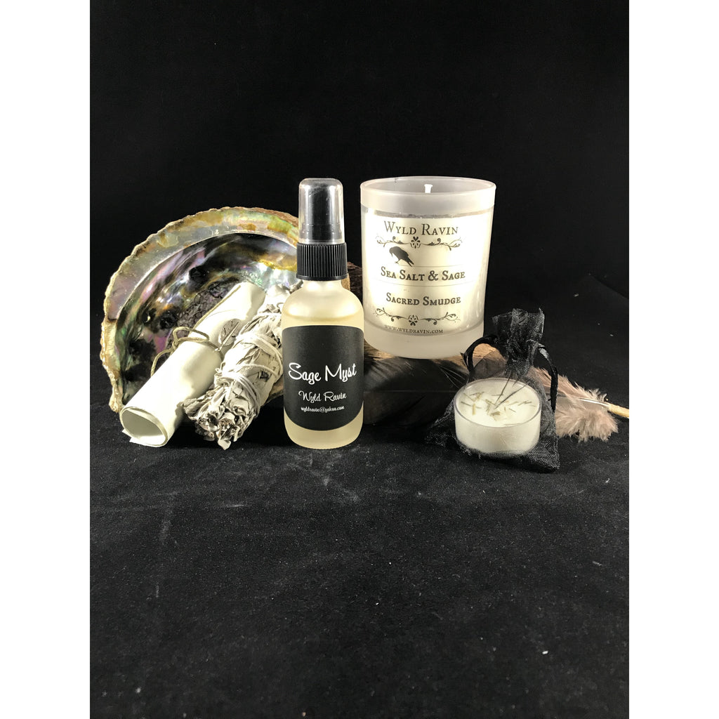 Sacred Smudge Kit