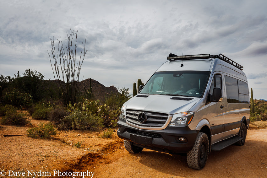 Sprinter Van in Arizona