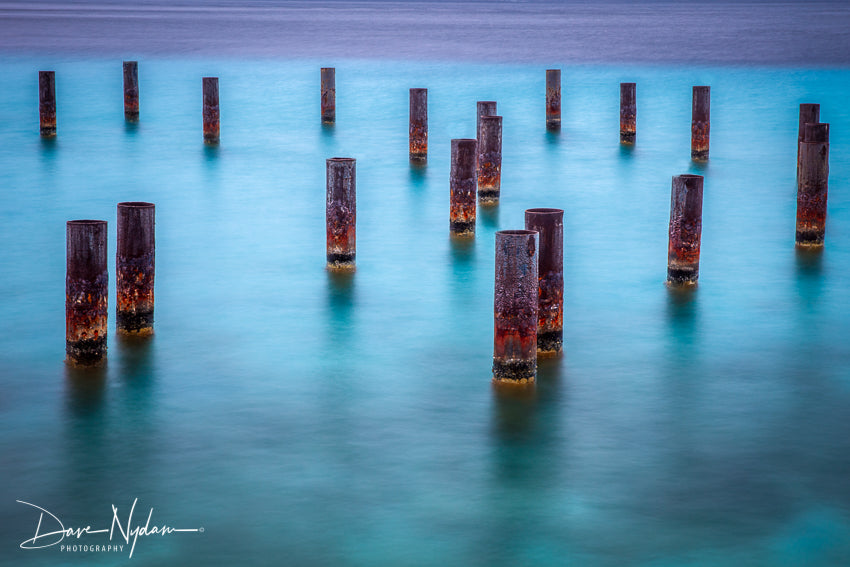 Old Pier on Bonaire