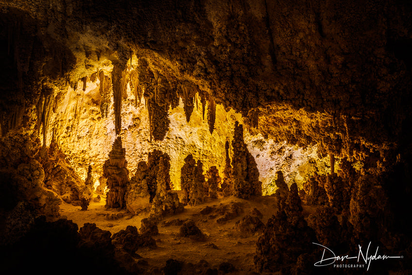 Cave of Carlsbad Caverns