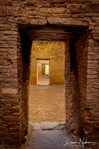 Through the Doors of Chaco National Historic Park