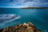 Laie Point Long Exposure Photograph as Limited Edition Fine Art Print