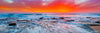 Sunset at La Jolla as Fine Art Panoramic Print