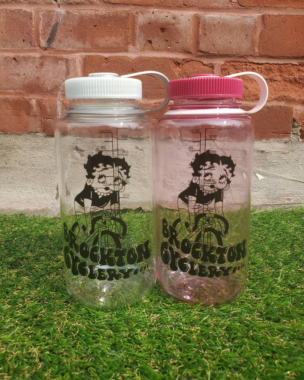Brockton Custom Nalgene Water Bottles
