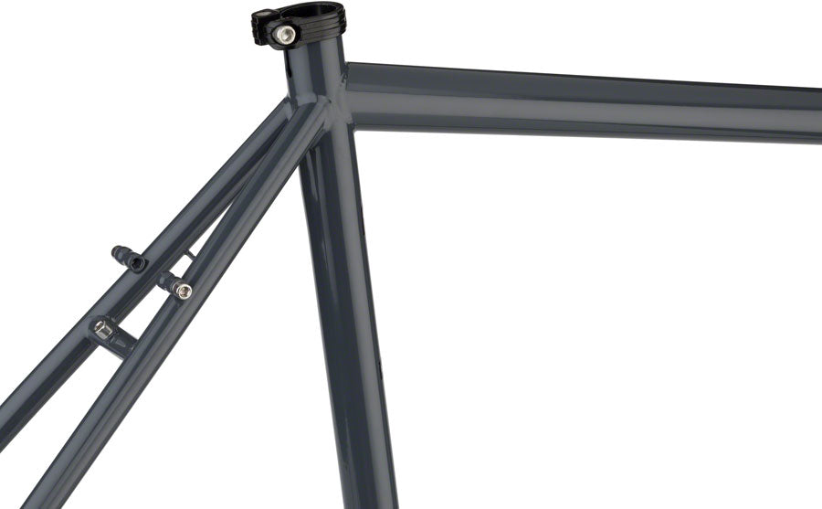 Surly Disc Trucker - Bituminous Gray