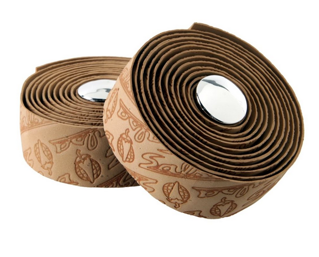 Salsa Gel Cork Tape - Logo Tape