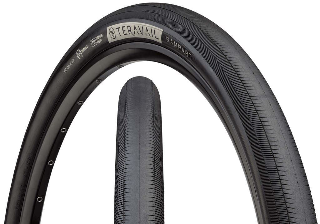 Teravail Rampart Tires