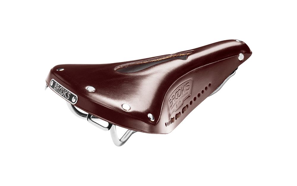 Brooks B17 Imperial Saddle Antique Brown, Mens