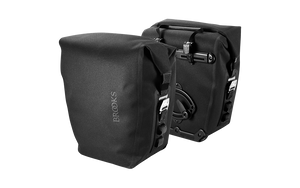 Brooks Land's End Rear pannier - Slate