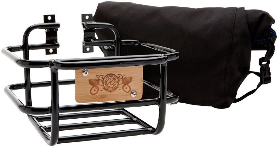 PDW Takeout Basket With ~Rolltop Bag