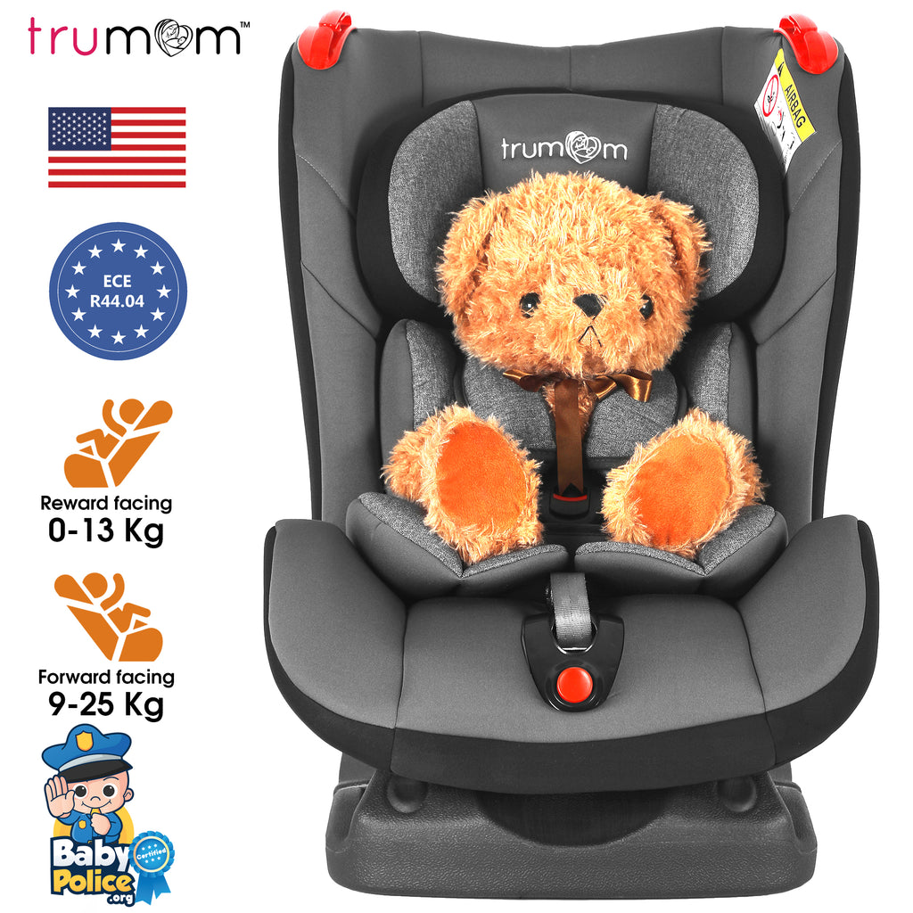 Trumom Convertible Baby Car Seat - Group 0,1 and 2 (0-25 kgs) - trumom