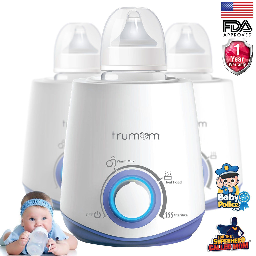 TRUMOM (USA) Electric Feeding Bottle Warmer for babies milk - trumom