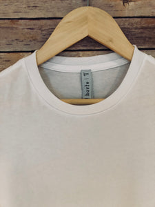 100% Cotton Crew Neck Tshirt