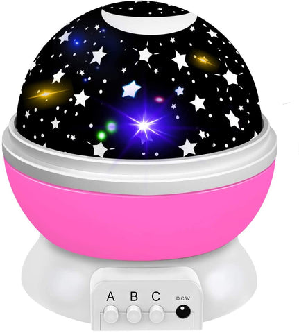 Dreamingbox Star Night Light Projector for Kids - Best Gift