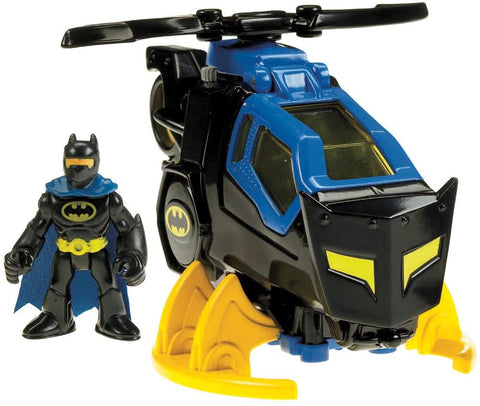Super Friends Feature Helicopter