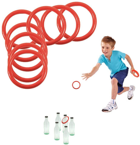 Ring Toss Ring-a-bottle Game Set