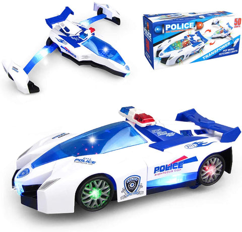 Car Toys for 3-8 Year Old Boys