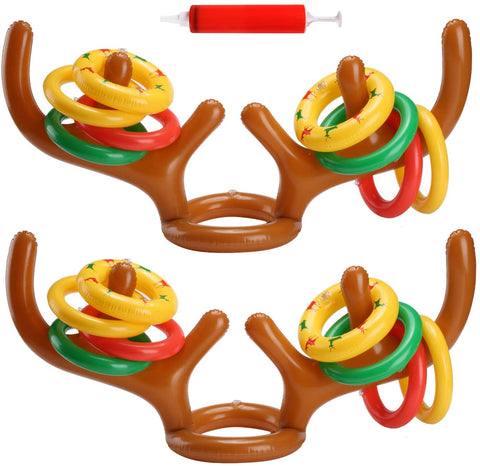 Two-Player Inflatable Reindeer