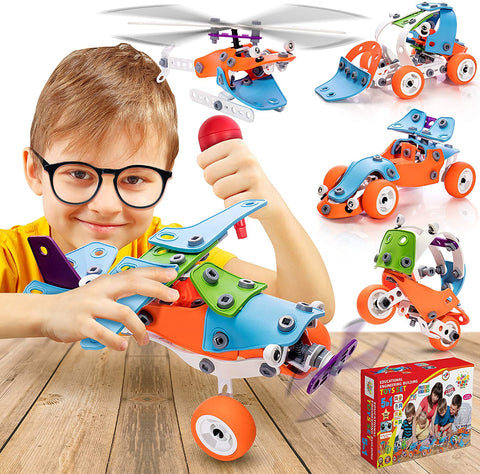 Learning Toys Building Set for Boys